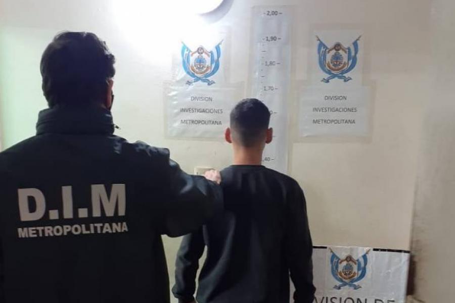 Detuvieron a un exmilitar buscado por robos con un inhibidor de alarma