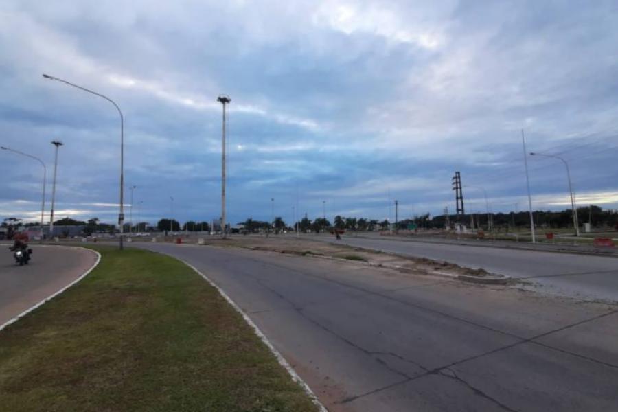 Cielo cubierto pero sin probabilidad de lluvias en Corrientes