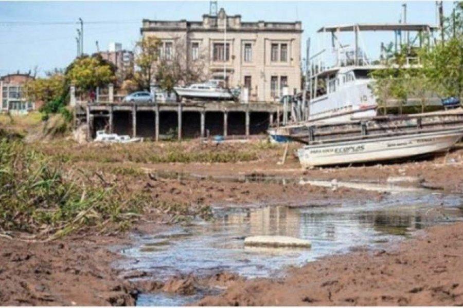 Paraná: Prevén la mayor bajante para noviembre