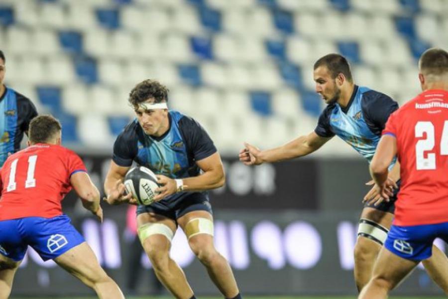 Chile venció por primera vez a Argentina en rugby