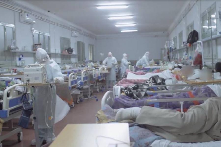 Murieron otros tres pacientes con COVID-19 en el Hospital de Campaña