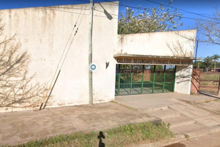 Corrientes: Manosearon a una alumna cuando iba a la escuela