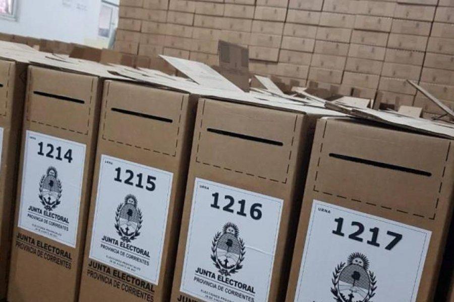 PASO: ECO+Vamos Corrientes sumó más del 60 % de los votos
