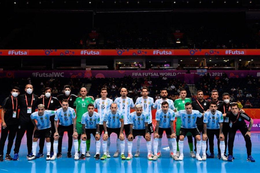 Argentina le ganó a Serbia y aseguró su pasaje a octavos en la Copa del Mundo