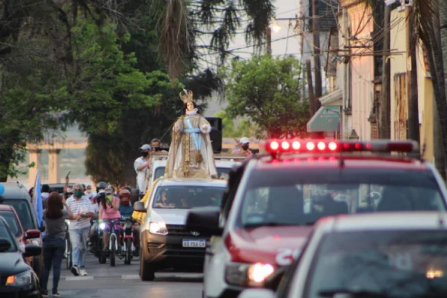 En bicicletas harán una caravana por la Virgen de la Merced