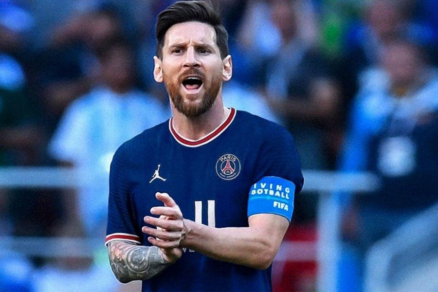 La prensa francesa publicó cuánto ganará Messi si completa su contrato con el PSG