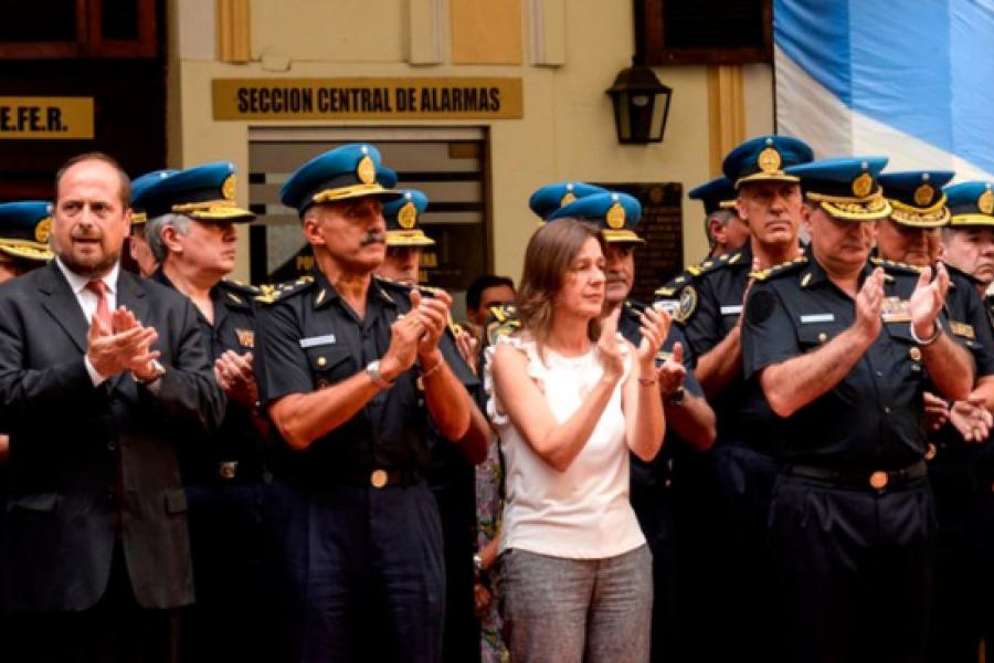 Ministerio de Seguridad: cómo recibió la Policía Federal la salida de Frederic y la llegada de Aníbal Fernández