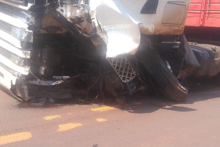 Corrientes: Dos muertos tras siniestro vial por Ruta 14