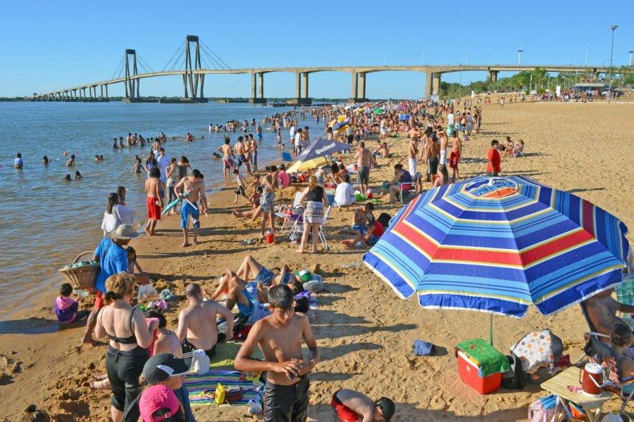Una playa correntina fue incluida en un ranking de las mejores del país