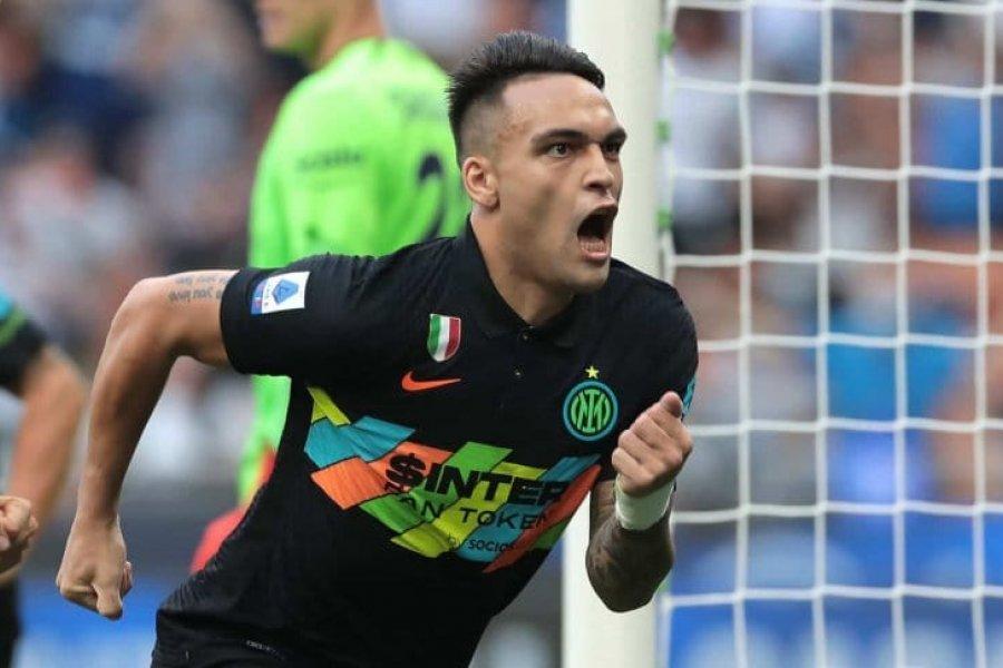 De la mano de Lautaro Martínez, Inter goleó a Bologna