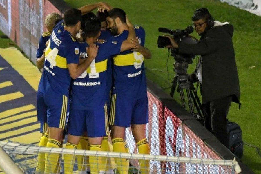 Boca y un trabajoso triunfo en Tucumán ante Atlético