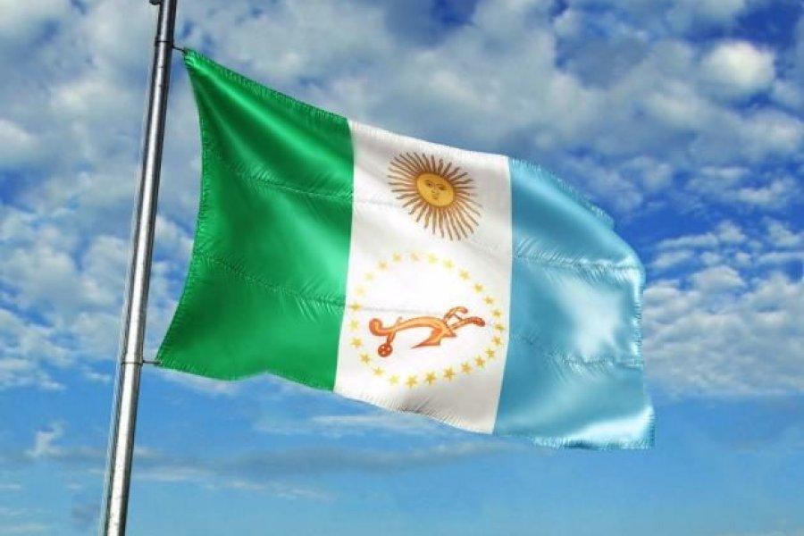 La bandera de la provincia del Chaco cumple hoy 14 años