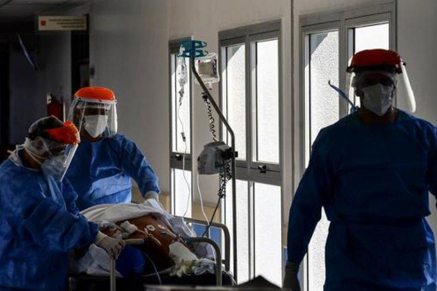 622 nuevos contagios y 61 muertes  por coronavirus en Argentina