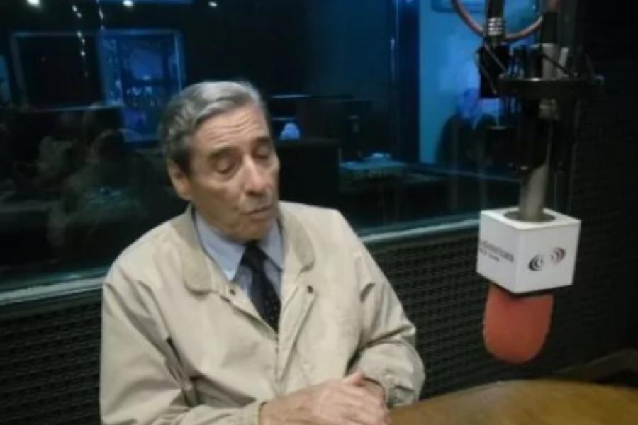 Murió Raul Papini, ex intendente de Corrientes