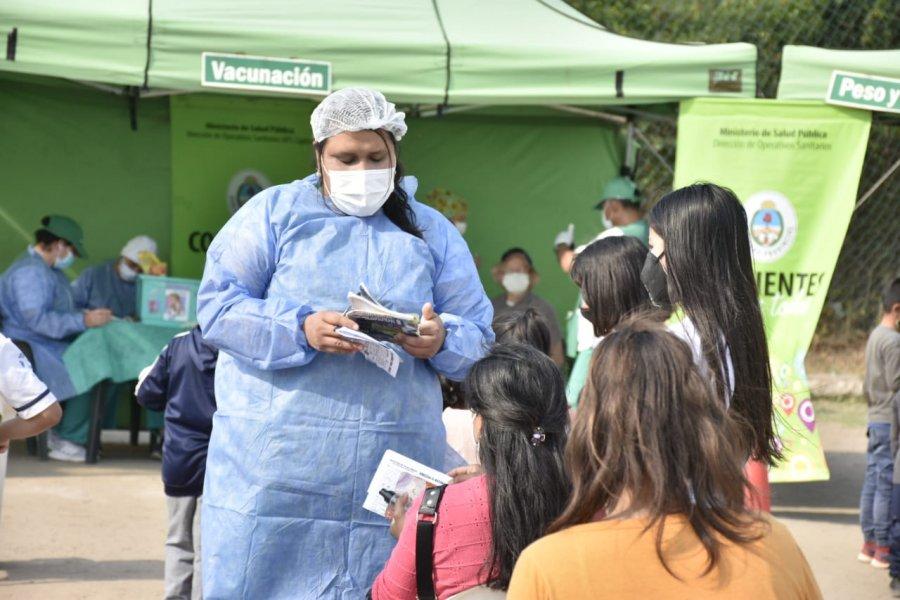 Este martes realizarán operativos sanitarios en Capital, Libres y Mercedes