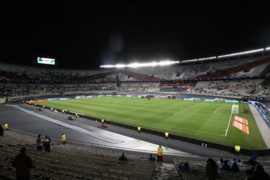 Vuelven los hinchas en el fútbol argentino