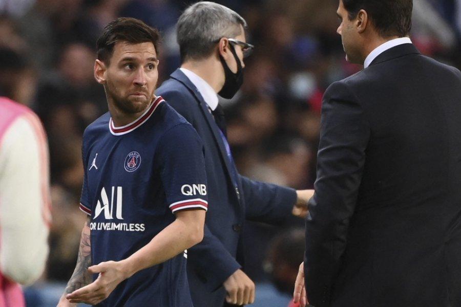 Messi está lesionado y no podrá jugar el próximo partido