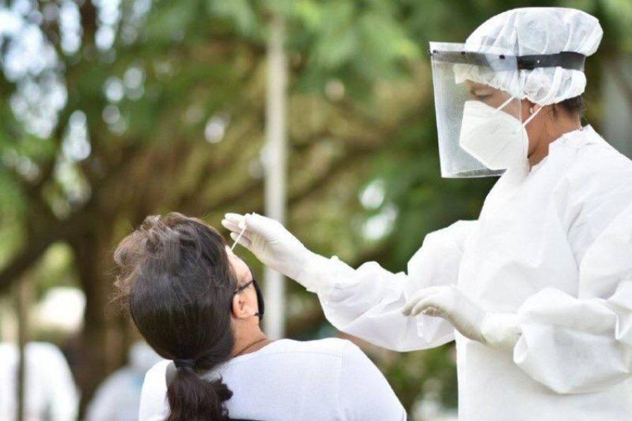 Corrientes registró 66 casos nuevos de Coronavirus: 12 en Capital