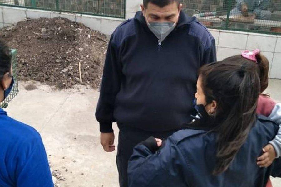 Olvidó a su pequeña hija en un colectivo en una localidad de Corrientes