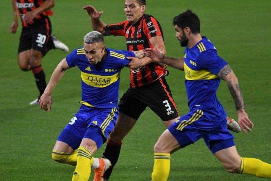 Boca eliminó a Patronato por penales y es el primer semifinalista de la Copa Argentina
