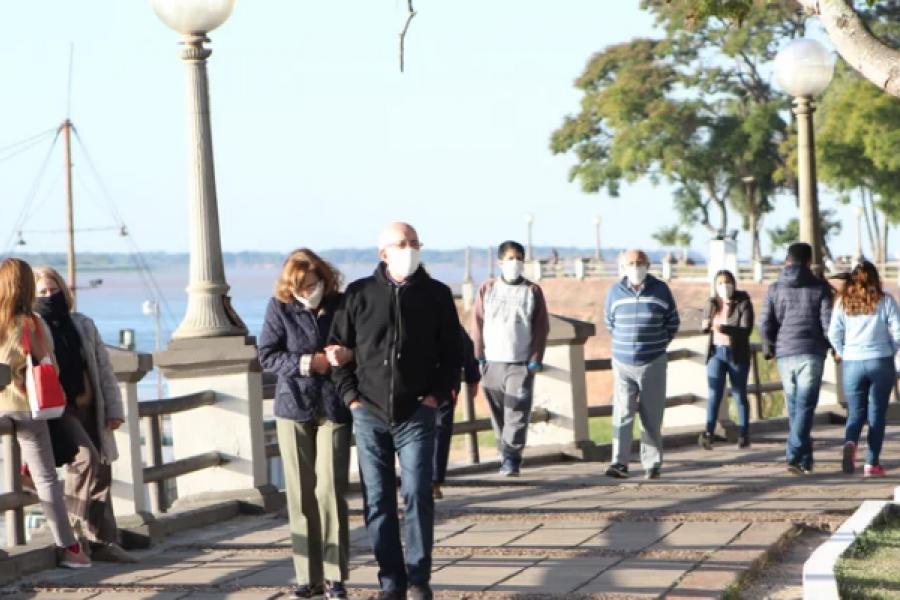 Corrientes aún no definió la adhesión a las flexibilizaciones sanitarias