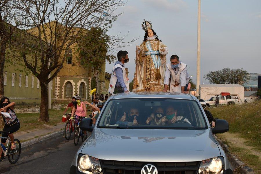 La Virgen de la Merced celebrará su día con una caravana
