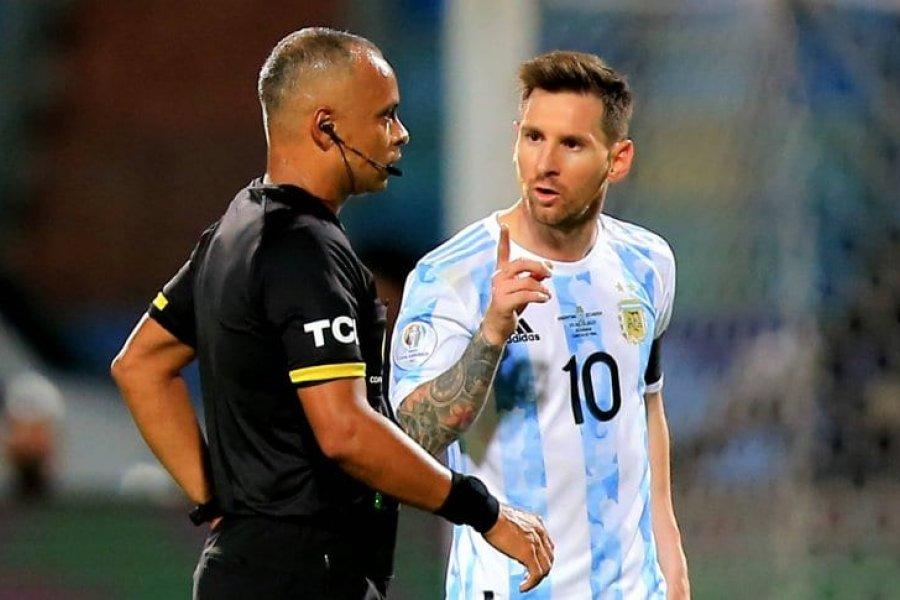 La Selección Argentina ya tiene árbitros para las próximas tres fechas de Eliminatorias