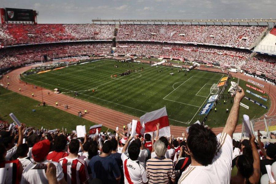 La vuelta del público a los estadios en Argentina