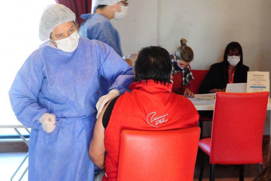 Ya se aplicaron más de 50 millones de vacunas en Argentina