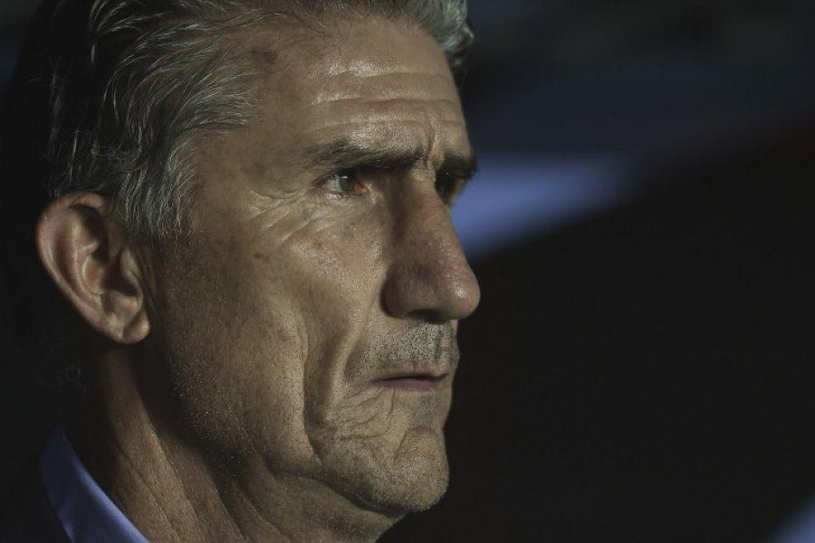 El Patón Bauza se retiró y no es más entrenador