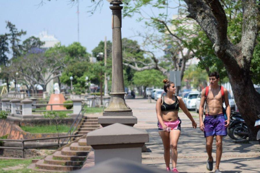 Fin de semana soleado con máxima de 34 grados en Corrientes