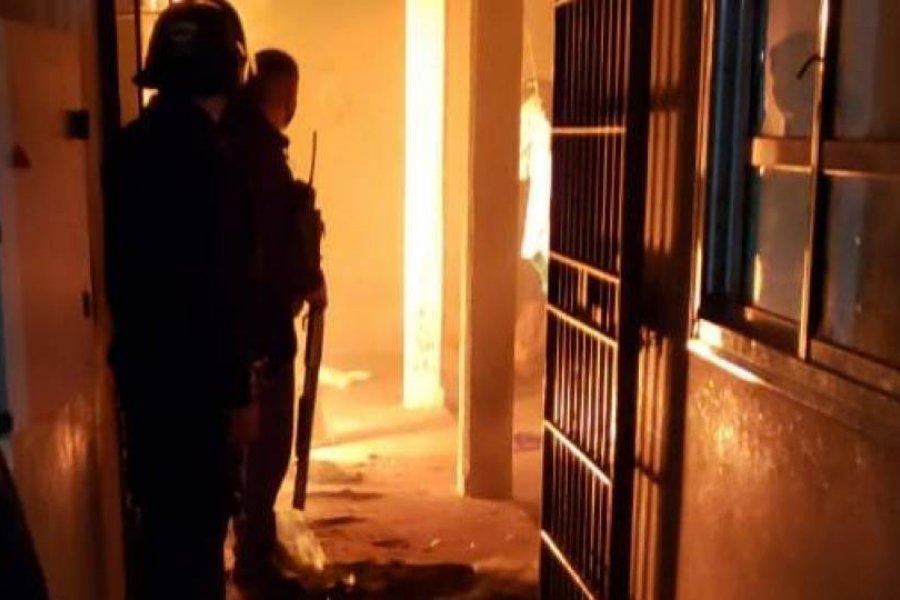 Corrientes: Disturbios entre detenidos en una comisaría