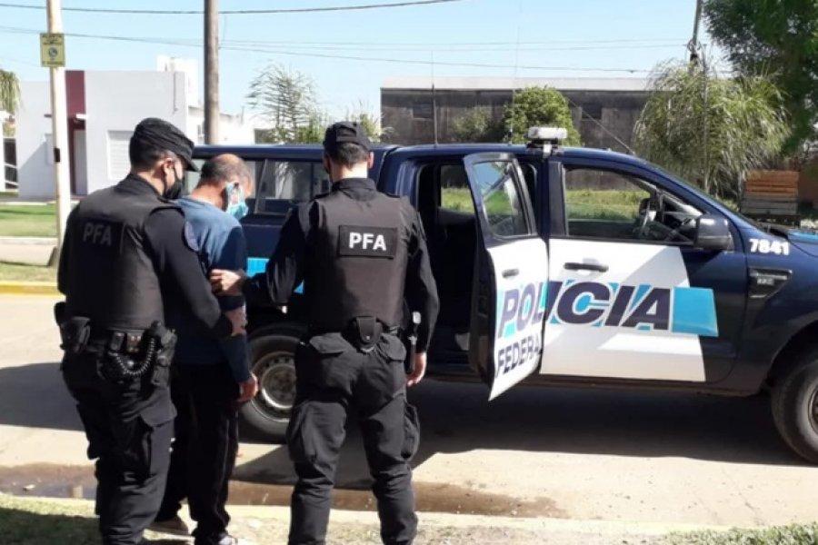 Atraparon en Entre Ríos a un hombre buscado por abuso sexual en Corrientes