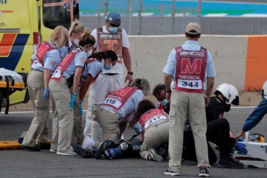 Murió un piloto de 15 años tras sufrir un accidente en una carrera