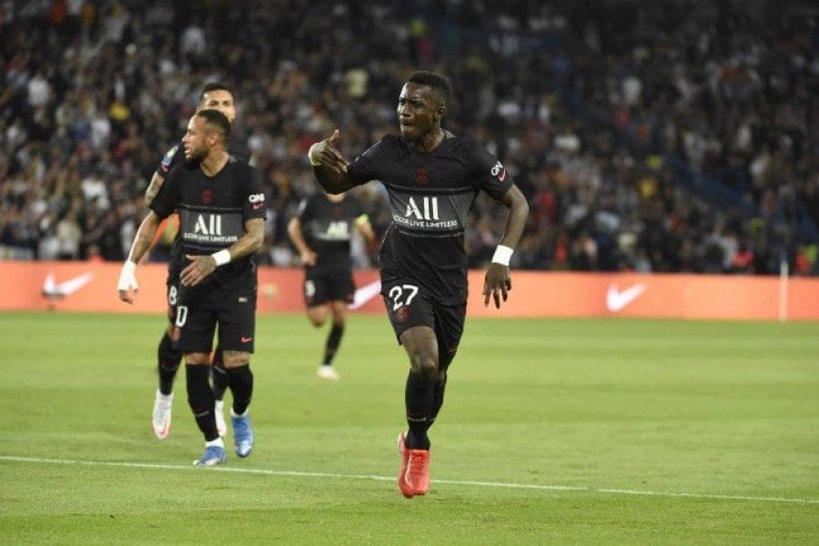 Sin Lionel Messi, PSG venció a Montpellier y sigue invicto en la Ligue 1