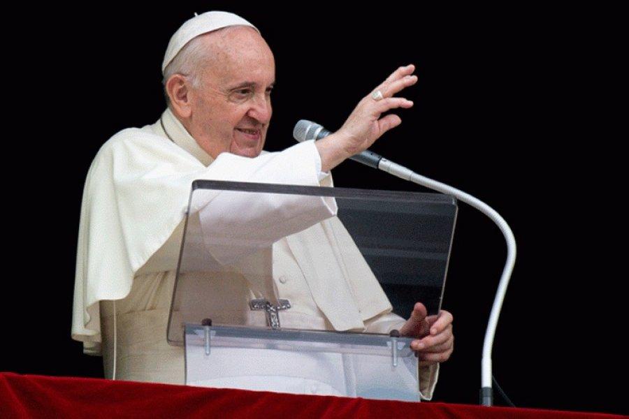 El Papa anima a construir un mundo donde no se excluya a nadie