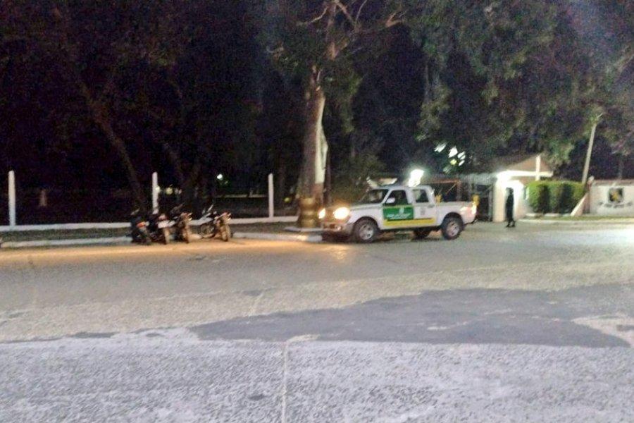 Goya: Fiesta por fuera de protocolos en un cuartel del Ejército
