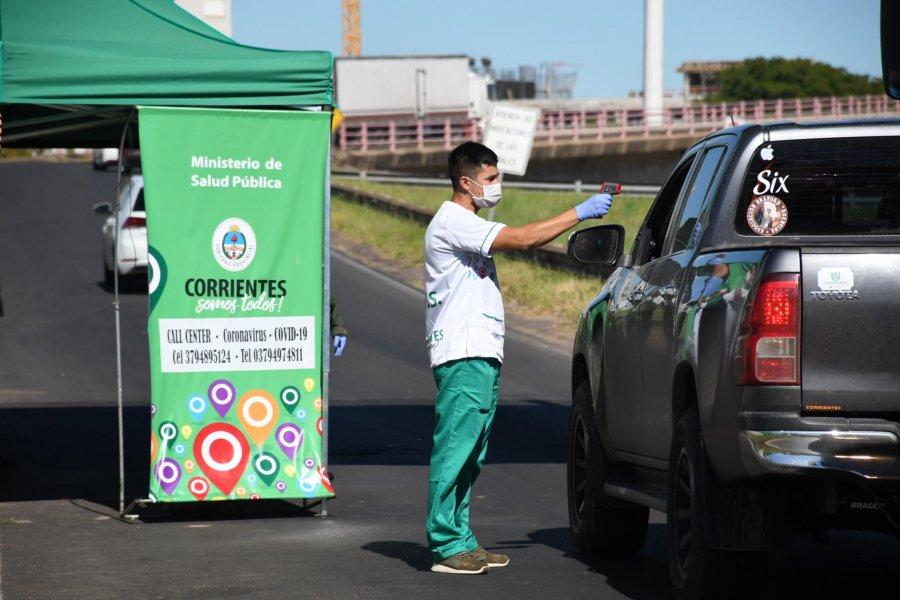 Corrientes sumó 35 casos nuevos de Coronavirus: 12 en Capital