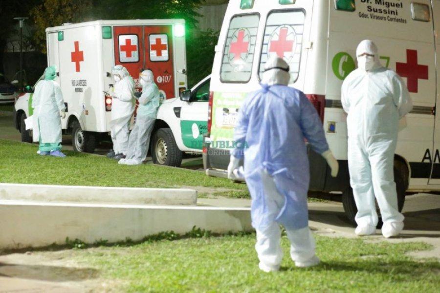 Murió un hombre de 76 años de San Cosme por Coronavirus