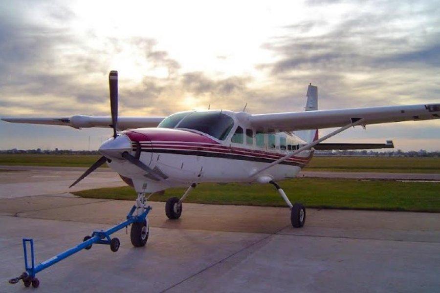 Corrientes: Otra aeronave estatal a un service extranjero