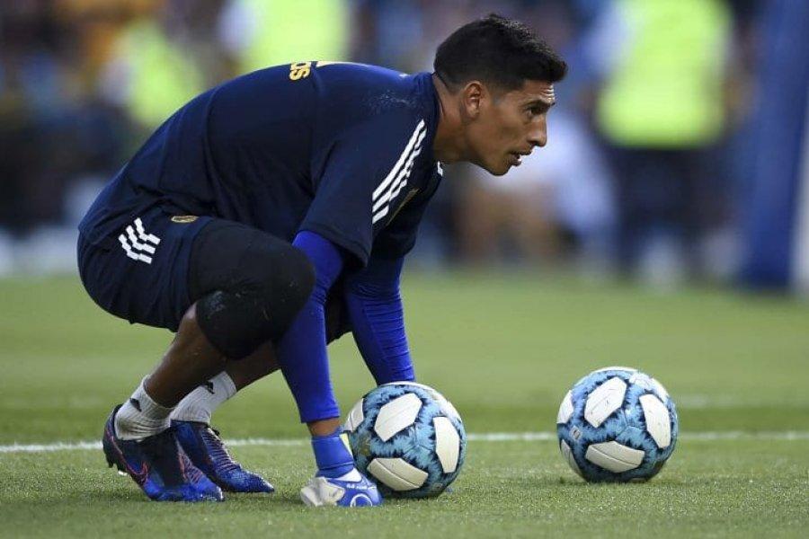 Esteban Andrada vuelve a ser convocado en la Selección Argentina