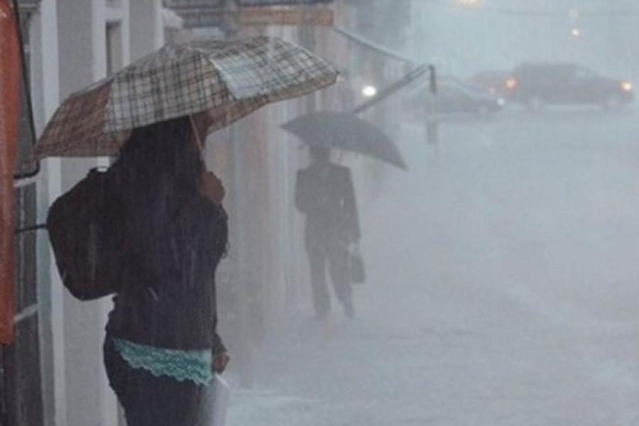 Corrientes: Alerta por tormentas y ráfagas en el interior