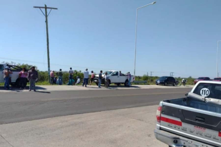 Conflicto tabacalero: Intento de piquete en Ruta 12 por falta de pago
