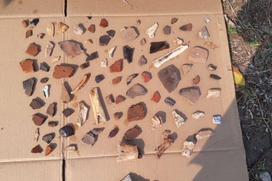Itatí: Con hallazgos arqueológicos, siguen el rescate y las obras en la Casa Alegre