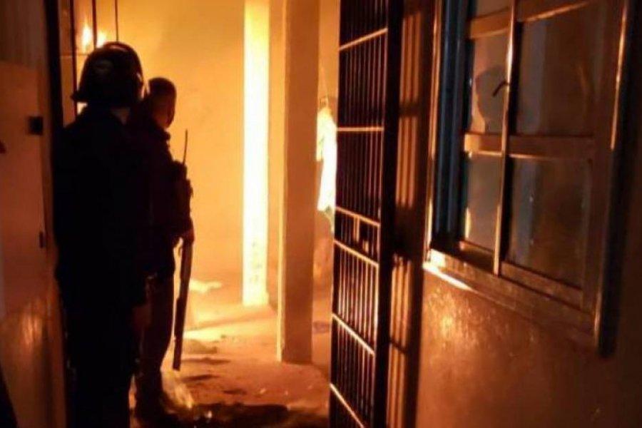 El jefe de la Policía reconoció que las comisarias están colapsadas en Corrientes