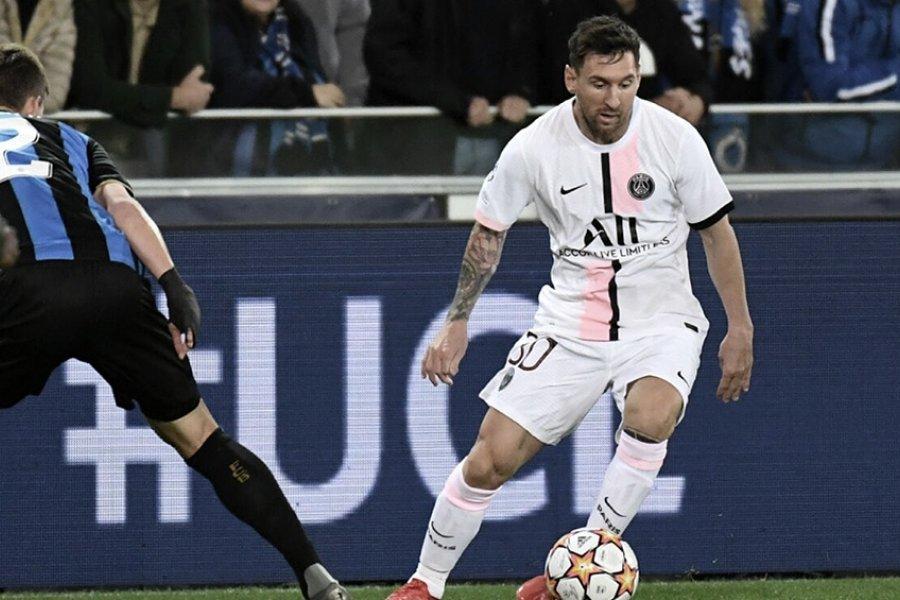 Messi prepara su regreso en el PSG en el cruce ante el City