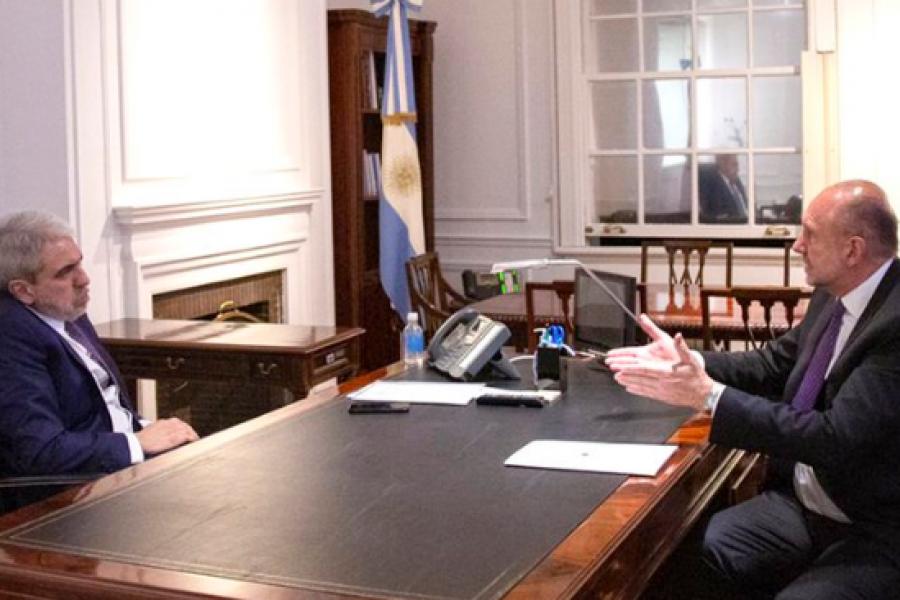 Anuncio en Casa Rosada: El Gobierno enviará agentes federales a Rosario
