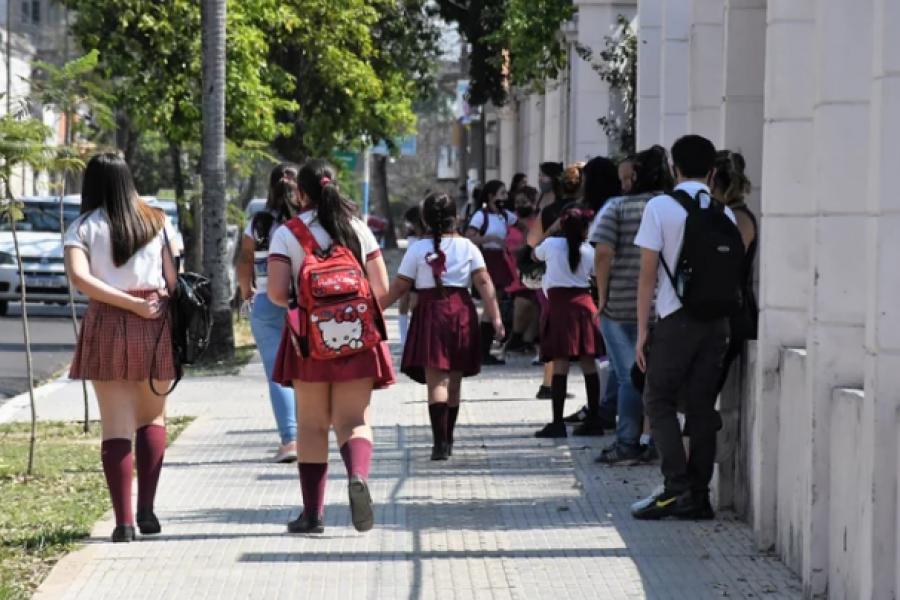 En Corrientes descartan dar clases los sábados o extender el calendario escolar