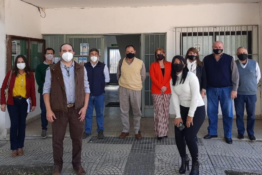 La Provincia y la UNNE trabajan en la reactivación del Laboratorio de Rabia