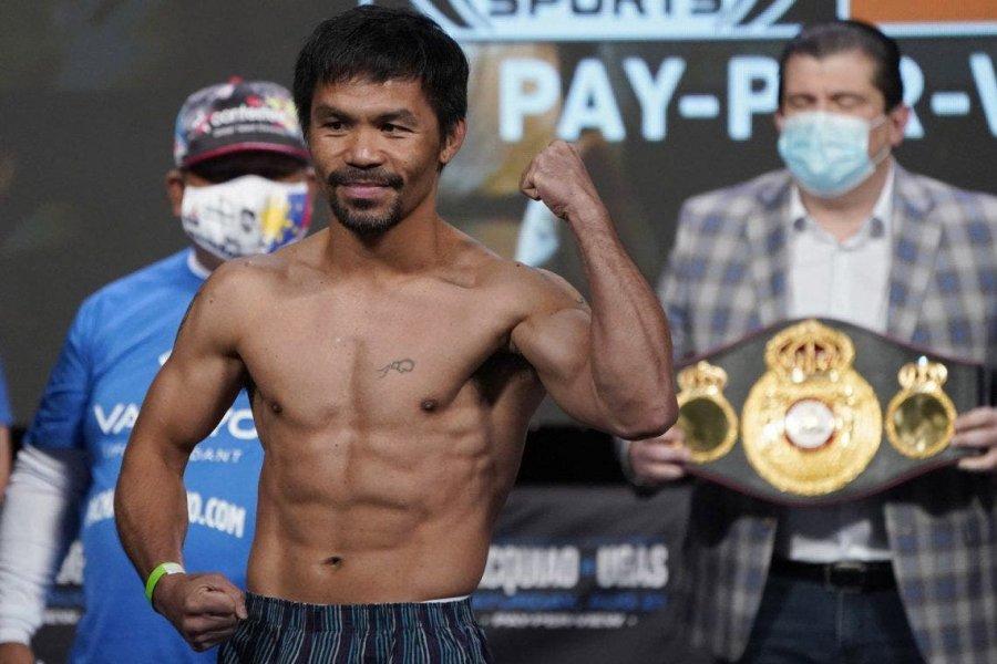 Manny Pacquiao anunció que se retira del boxeo